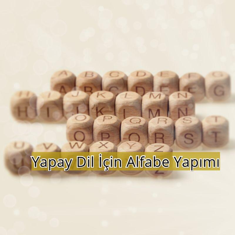 alfabe yapımı